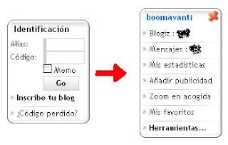 BoosterBlog guia de calificaciones rating blogger bau