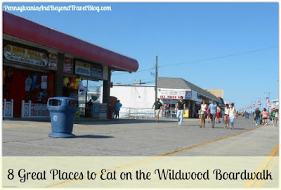 8 Great Places to Eat on the Wildwood Boardwalk