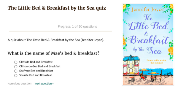 https://www.goodreads.com/quizzes/1126962-the-little-bed-breakfast-by-the-sea