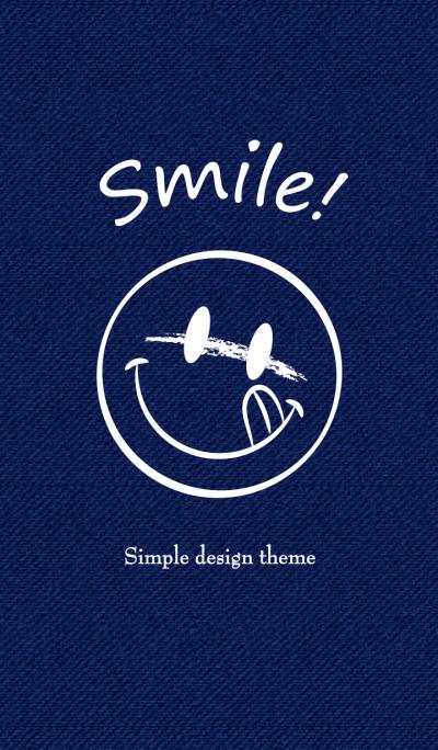 Simple Smile Denim