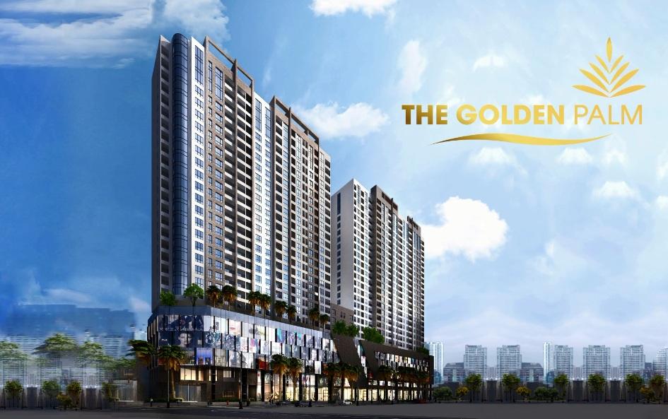 Mở bán căn hộ The Golden Palm đợt 2