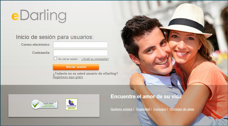 3828d89c95b27 Probando Edarling  La web para los solteros exigentes