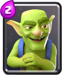Clash Royale Goblins Card - Cards Wiki