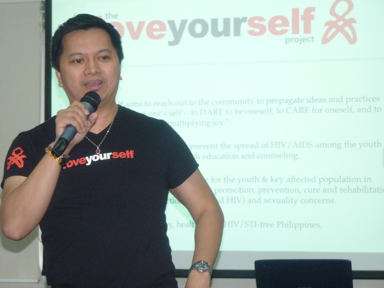 TLY- Makati City ~ LoveYourself PH | HIV Testing, Education