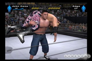 WWE SmackDown! Here Comes the Pain ISO PS2
