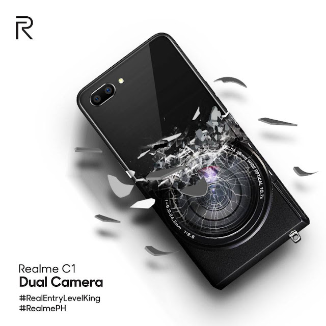 Realme C1 the Entry Level King