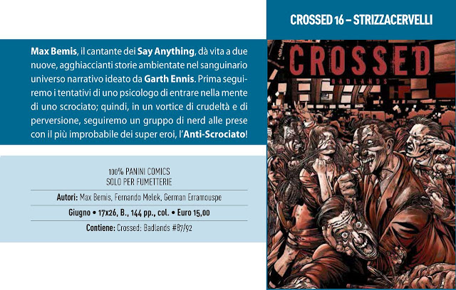 Crossed #16: Strizzacervelli