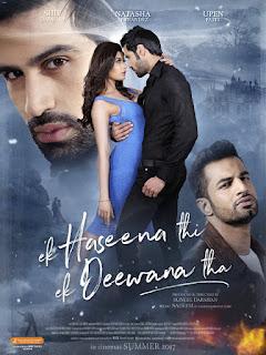 Ek Haseena Thi Ek Deewana Tha 2017 Hindi Movie pDVDRip [300MB]
