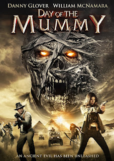 Day Of The Mummy 2014 Hindi Dual Auddio 480p BRRip [300MB]