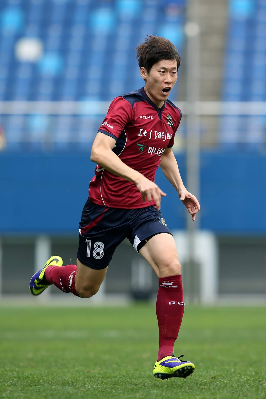 Interview: Ex-Daejeon Citizen Captain Yoon Weonil K League 2 K League Challenge Kim Eun-jung
