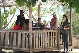 Warga GPM Tionghoa di Saumlaki Gelar Syukuran di Pantai Kelyar Jaya