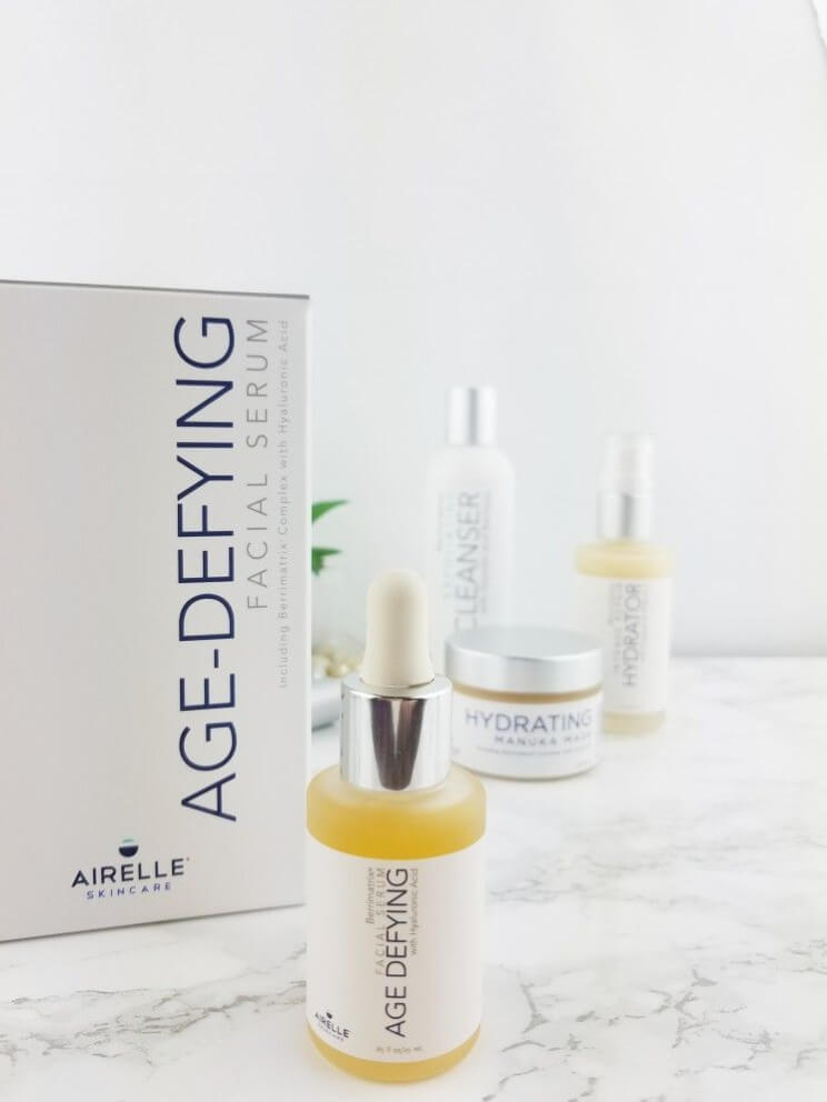 Airelle Skin Care Age Defying Serum 3