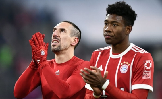 After Leipzig dropped points, Bayern Munich now have a bit of breathing space at the top of the table