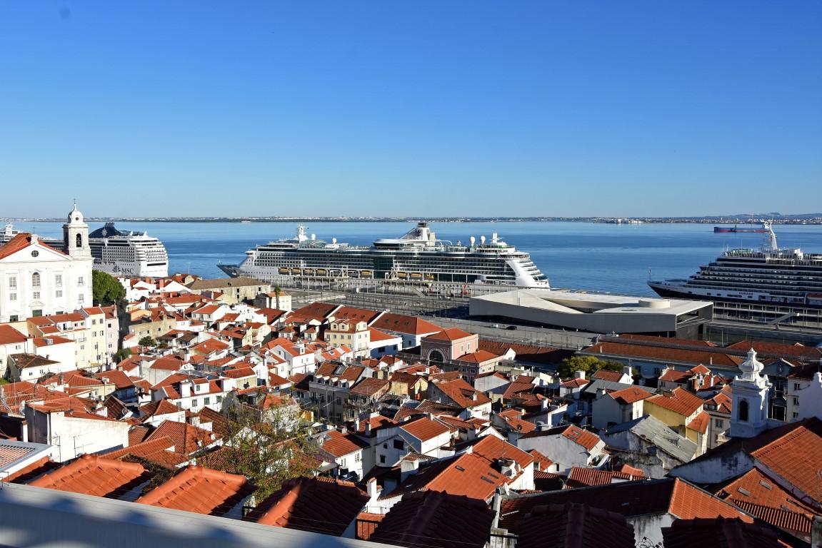 Lisbon Officially Opened Its New Cruise Ship Terminal - Lisbon cruise ship port