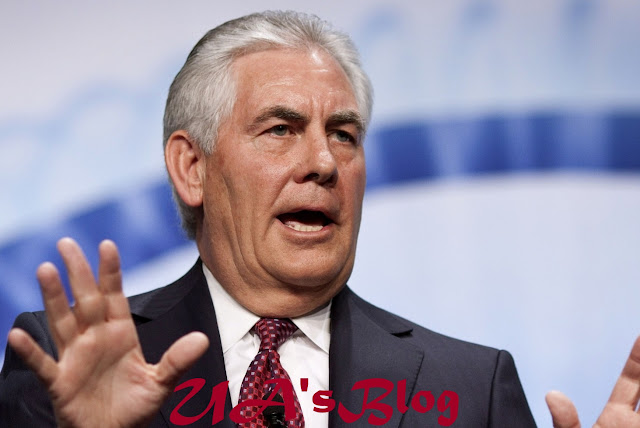 BREAKING: Trump fires US Secretary Of State, Tillerson