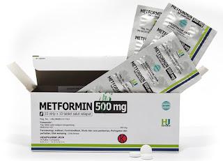 Metformin Obat Apa, Manfaat, Dosis, dan Efek Samping