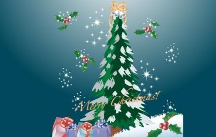 Gratis Template Kartu Ucapan Natal & Tahun Baru - Tutorial