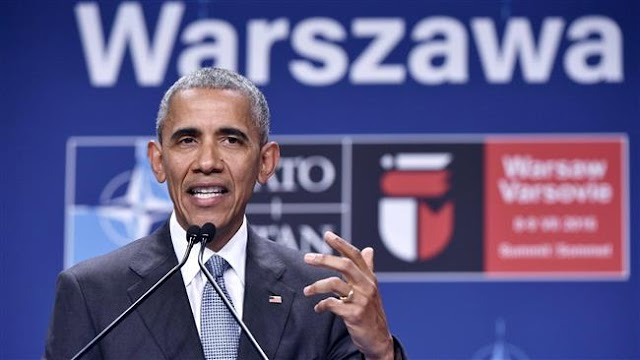 Dallas Terror : US President Barack Obama insists Americans not polarized after recent US shooting deaths