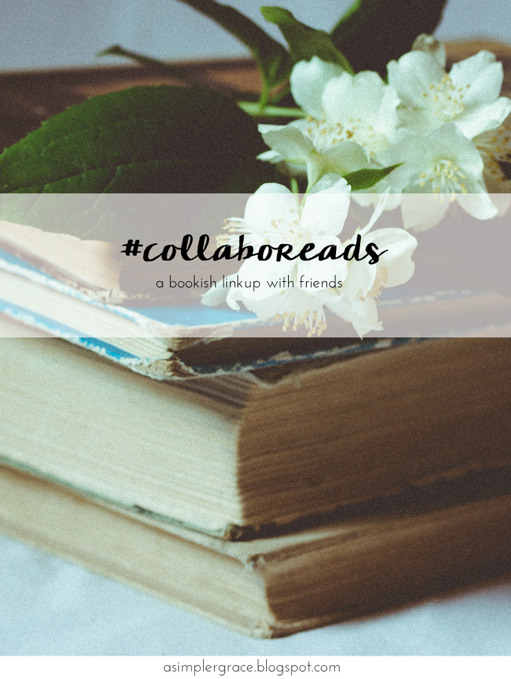 I'm sharing about a #summer book in this month's #collaboreads post!