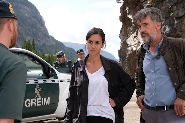 La Caza. Monteperdido, Megan Montaner, Francis Lorenzo, crítica, La 1, RTVE