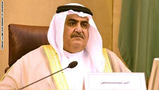 وزير خارجية البحرين و مملكة الريتويت يهدد قطر: سنرد الصاع صاعين والبادي أظلم  !
