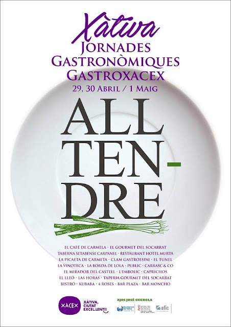 all tendre xativa jornades