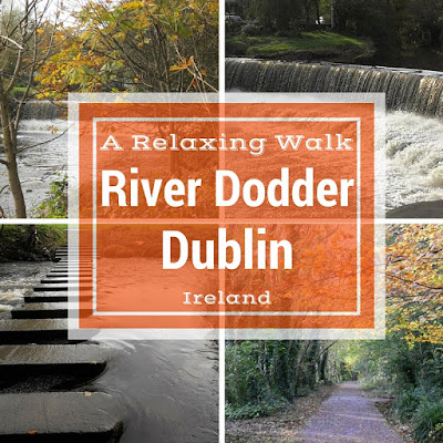 Dodder River Walk in Dublin Ireland