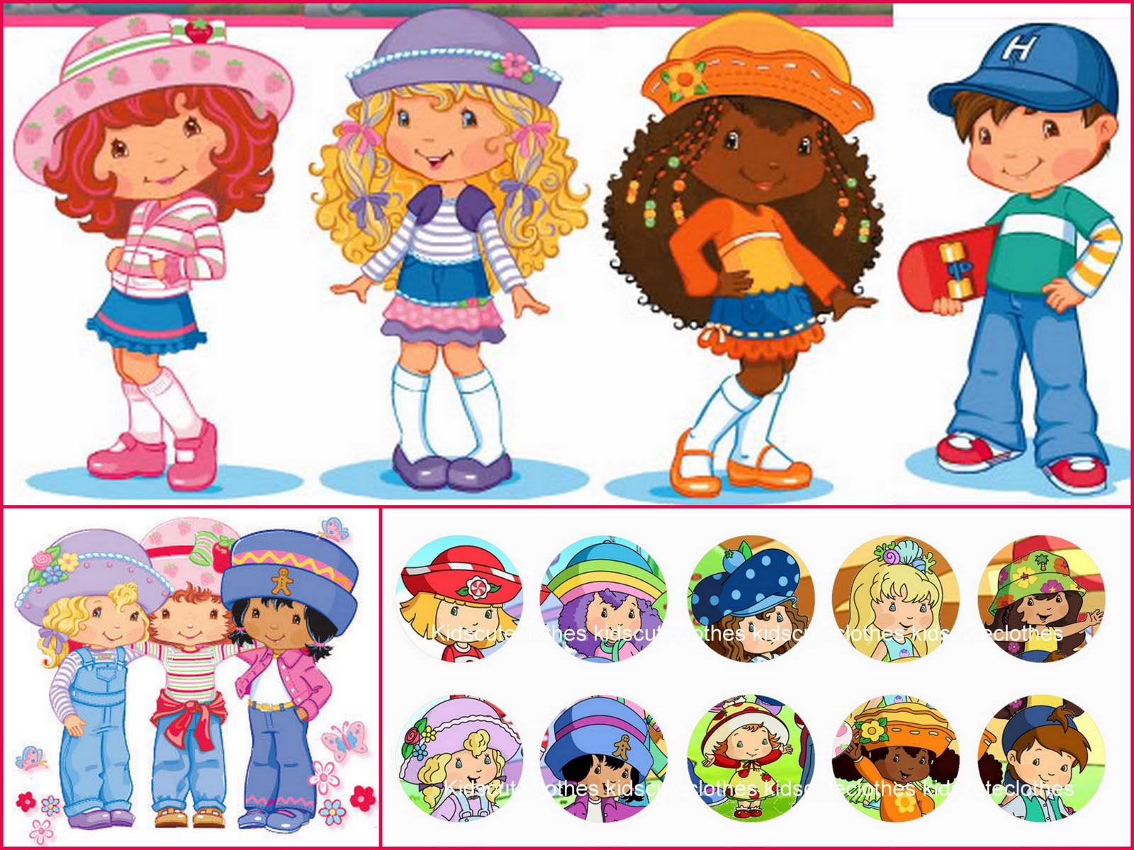 Niffer All Grown Up Strawberry Shortcake