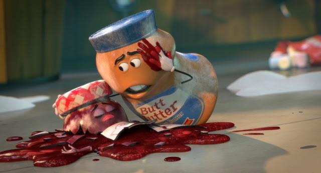 Buchty a klobásy (Sausage Party) – Recenze