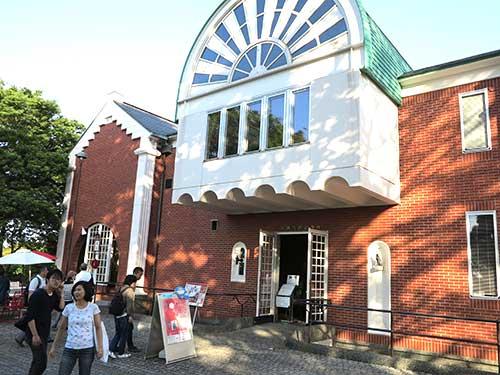 Osaragi Jiro Memorial Museum, Yokohama.