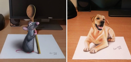00-Nikola-Čuljić-2D-Realistic-Drawings-that-look-3D-and-a-Video-www-designstack-co