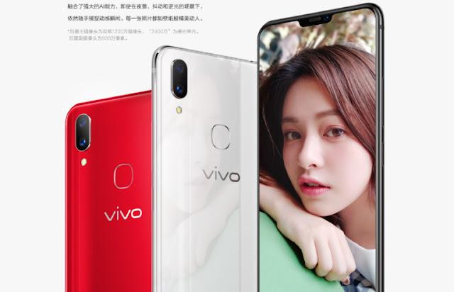 , Resmi Diluncurkan! Spesifikasi dan Harga Vivo X21i Dual Camera, KingdomTaurusNews.com - Berita Teknologi & Gadget Terupdate