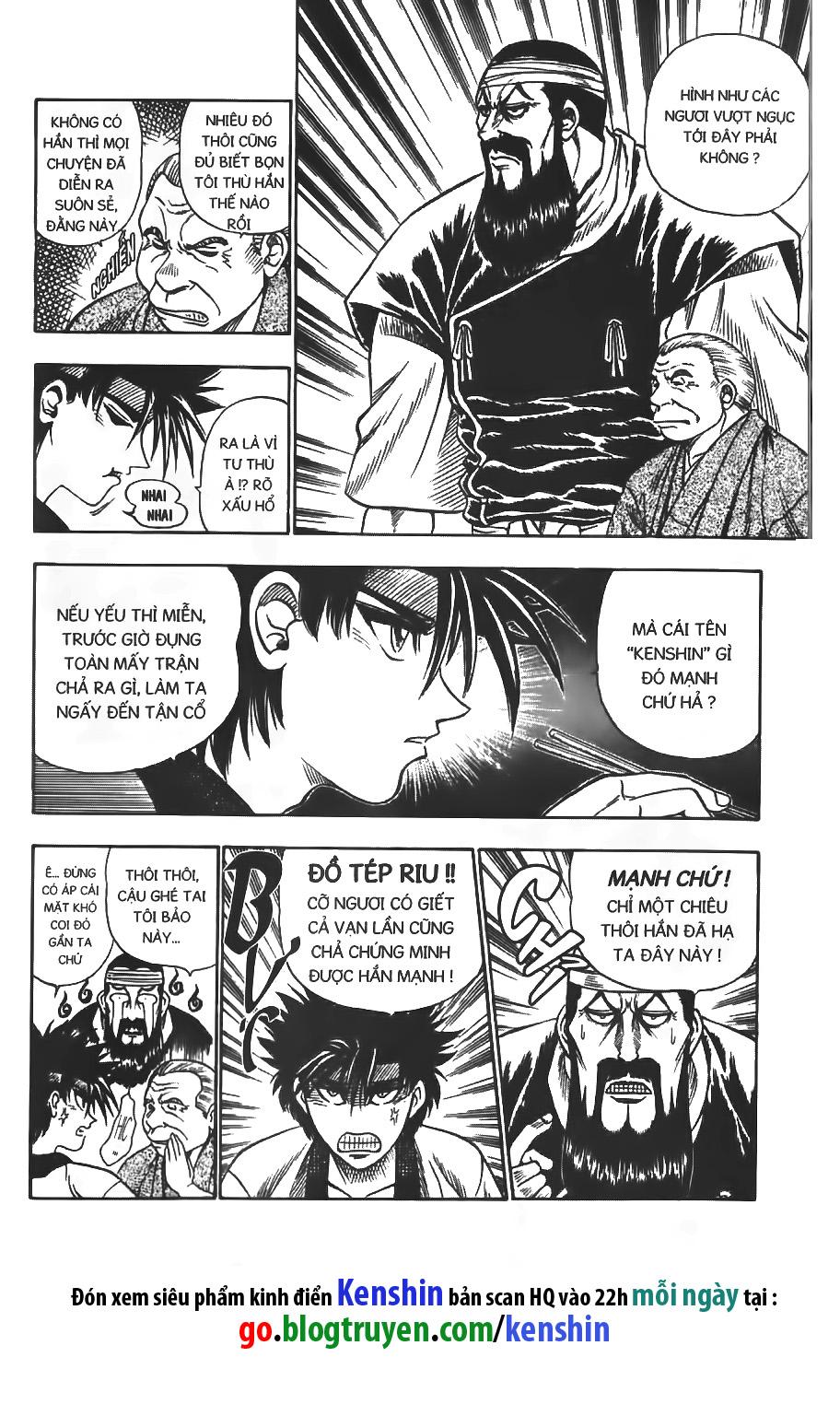 Rurouni Kenshin chap 5 trang 19