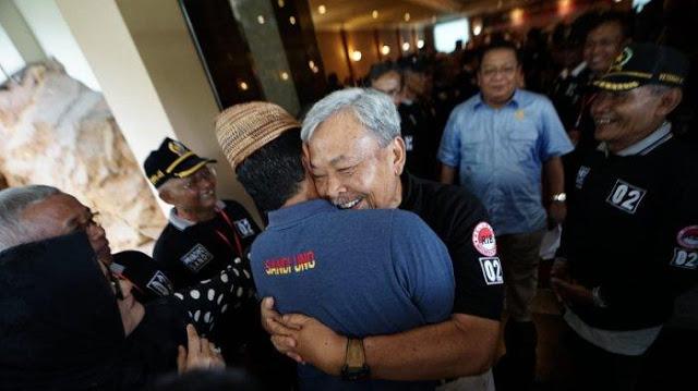 Mantan Gubernur Jawa Tengah Bibit Waluyo Galang Suara Menangkan Prabowo-Sandi