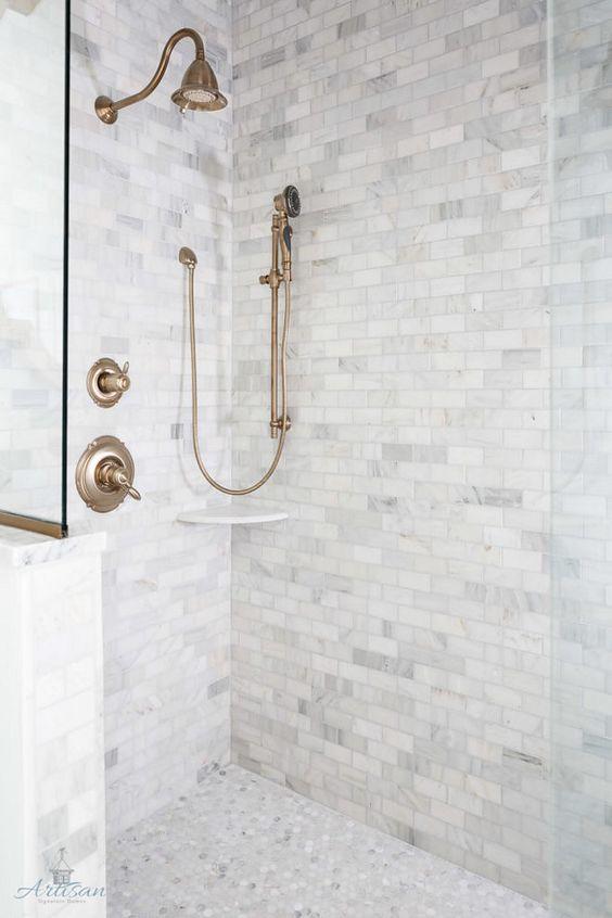 82 Motif Keramik Dinding Kamar Mandi Gaya Modern Rumahku Unik