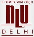 NLU Delhi Vacancy
