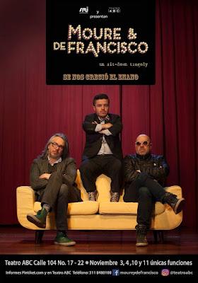 Sit Down Tragedy Con Santiago Moure y Martín de Francisco 2017