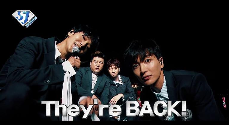 Kim Heechul Engsub Link: SJ RETURNS!