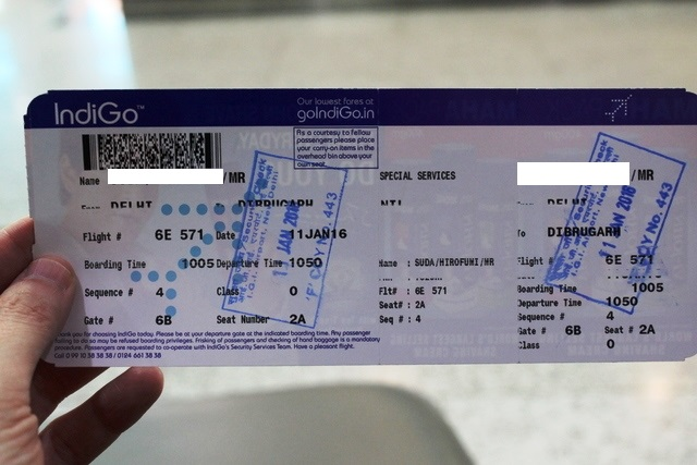 Flying Along The Himalayas With Indigo Airliners Net