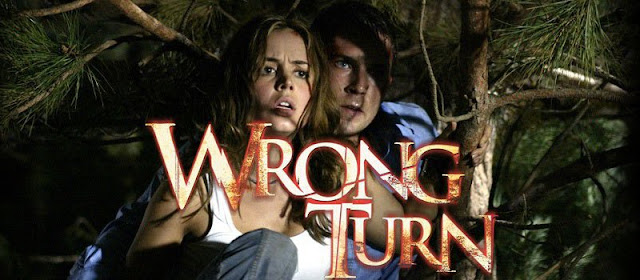 Countdown To Halloween Film List Blog / Wrong Turn 2003