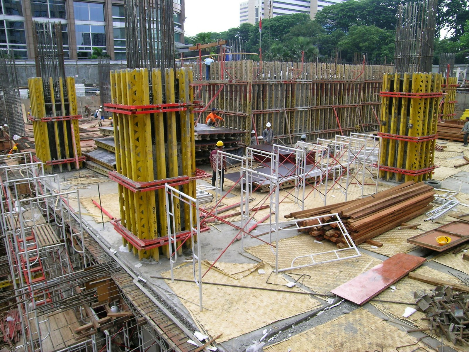 Rcc Concrete Time To Work : Formwork technical functional economic requirements