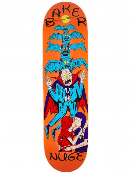 Street Skate Kings: Baker Skateboards Nuge Ways To Die