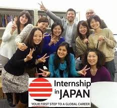 Japanese job internship program