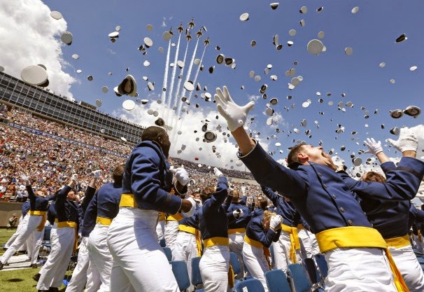 The Randy Report: Spectacular photo from 2014 Air Force ...