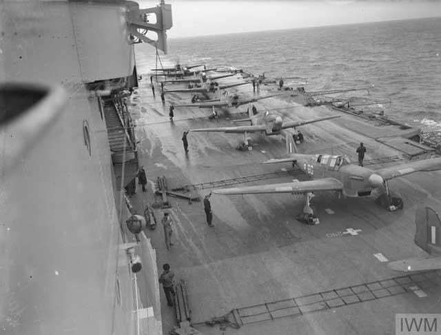 HMS Victorious, 28 December 1941 worldwartwo.filminspector.com