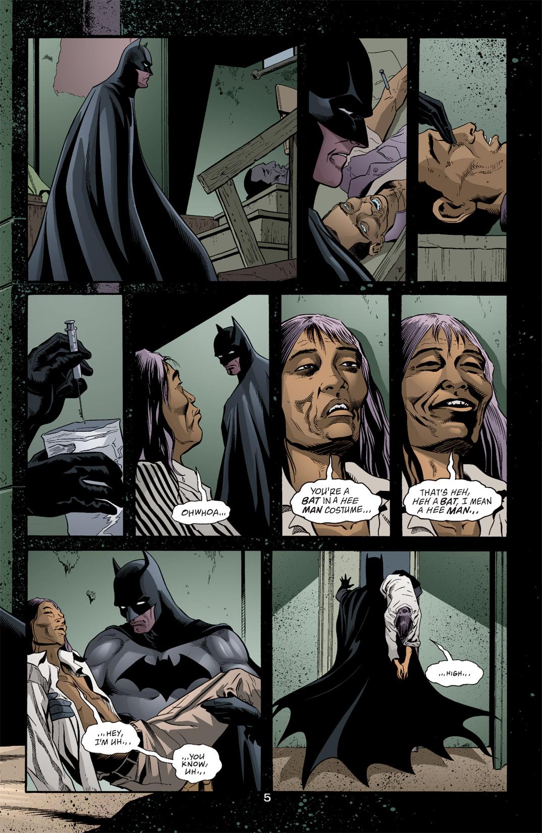 Detective Comics (1937) 768 Page 5