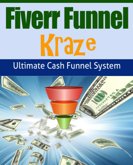 Download Fiverr Funnel Kraze Ebook Available