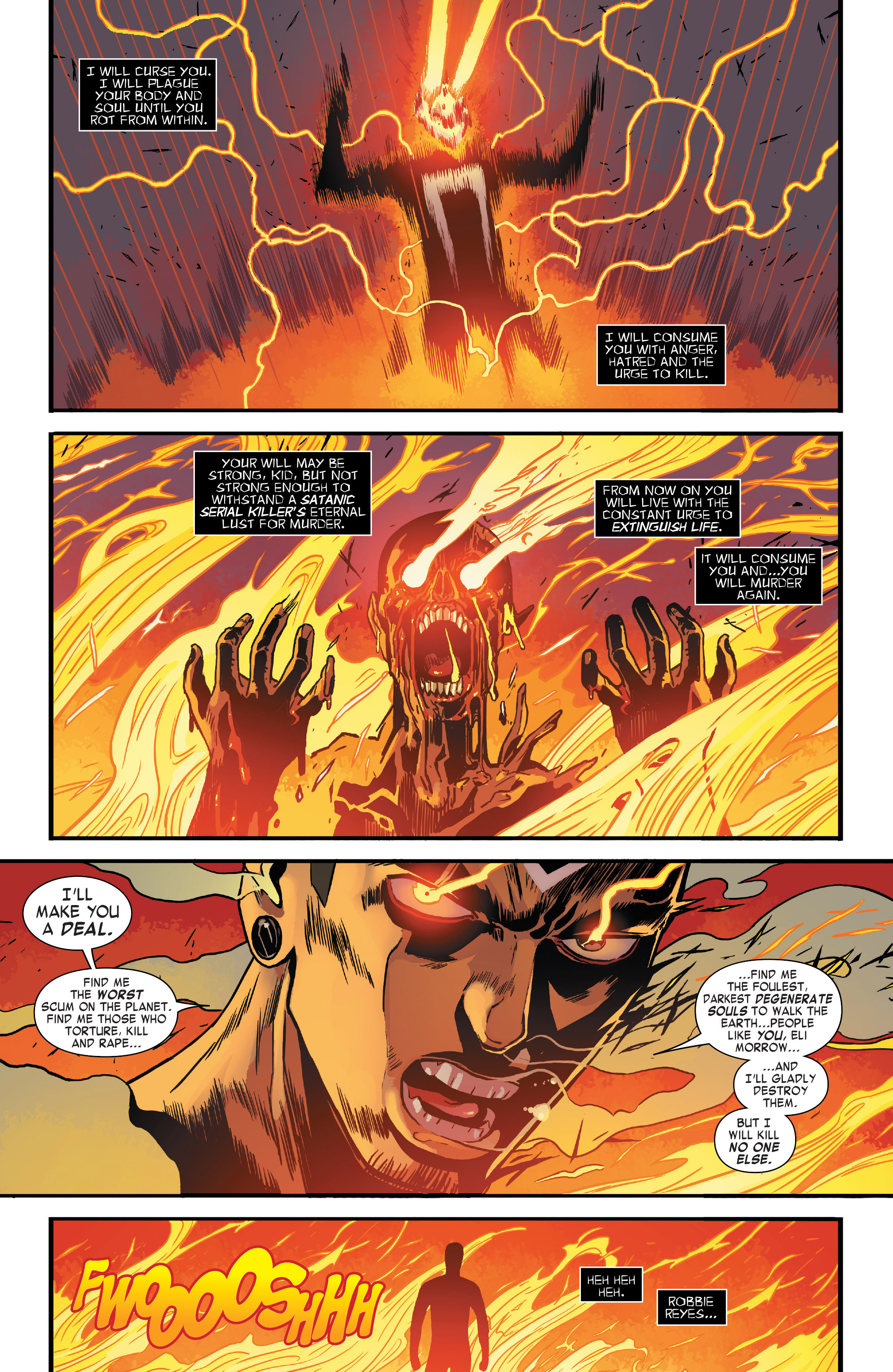 Read online All-New Ghost Rider comic -  Issue #12 - 21