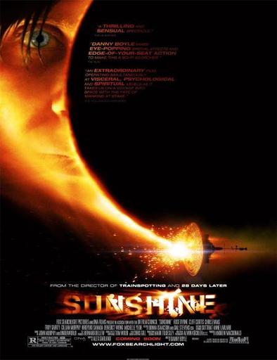 Ver Sunshine: Alerta solar (2007) Online