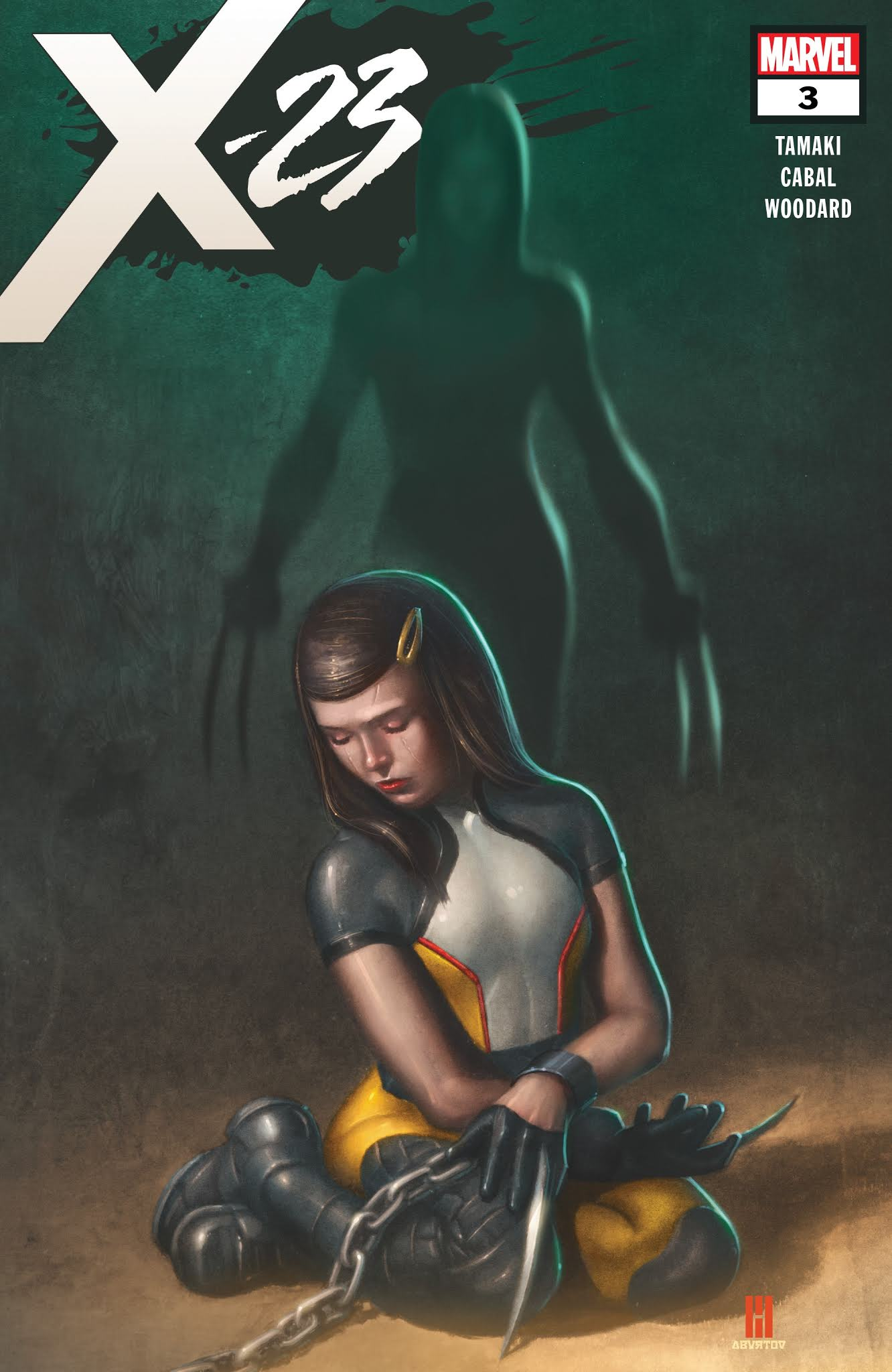 X-23 (2018) 3 Page 1